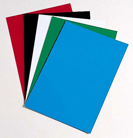 Forex materiale plastico caratteristiche